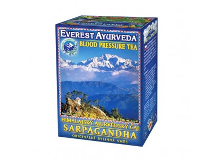 SARPAGANDHA - Zvýšený krevní tlak - 100g - Everest Ayurveda