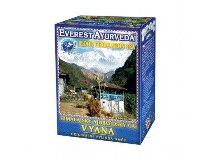 VYANA - Podpora periferní cirkulace - 100g - Everest Ayurveda - expirace 17. 11.