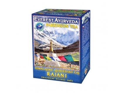 RAJANI - Činnost nervové soustavy a Koordinace - 100g - Everest Ayurveda