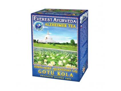 GOTU KOLA - Degenerace mozkových funkcí - 100g - Everest Ayurveda