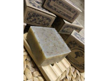 Levandulové mýdlo 105g Herbalka CestaBylin
