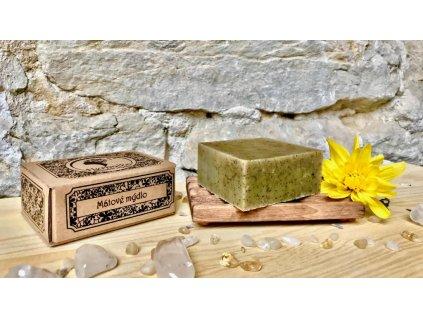 Herbalka mátové mýdlo