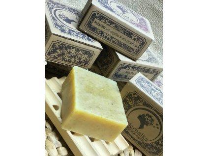 Měsíčkové mýdlo s citronellou 105g Herbalka CestaBylin