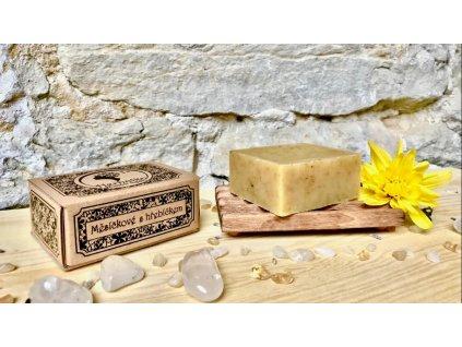 Herbalka měsíčkové mýdlo s hřebíčkem