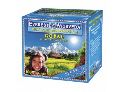 GOPAL Dětský čaj při nachlazení