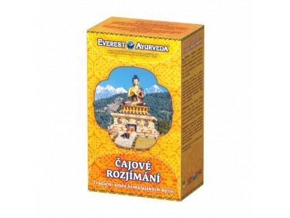 Čajové rozjímaní Everest Ayurveda