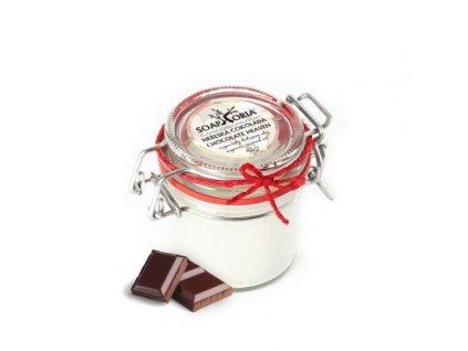Nebeská čokoláda 125ml Kokosový olej