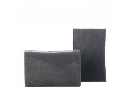 Carbone čistící mýdlo s aktivním uhlím Soaphoria