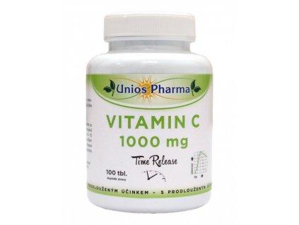 Vitamín C s postupným uvolňováním Unios Pharma