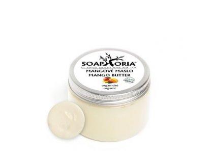 Mangové máslo 100% Soaphoria
