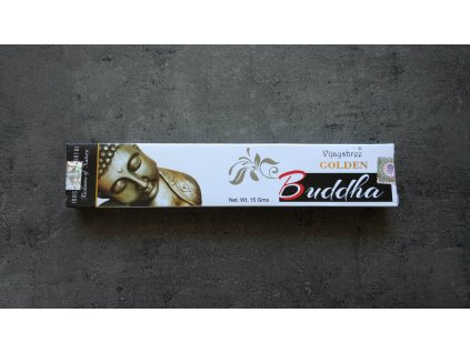 Vonné tyčinky Golden Buddha