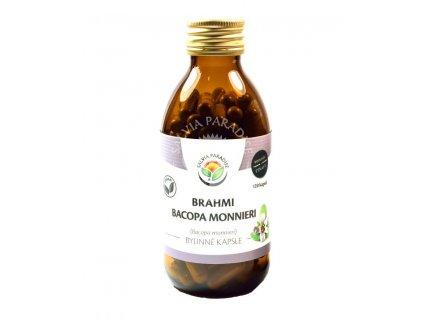 Bacopa monnieri Brahmi bylinné kapsle 120 ks Salvia Paradise