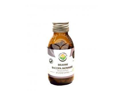 Bacopa monnieri Brahmi bylinné kapsle 60 ks Salvia Paradise