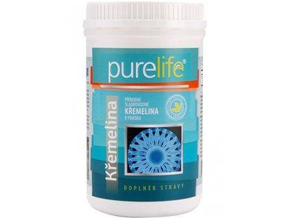 Křemelina PureLife 270 g Zdravý den