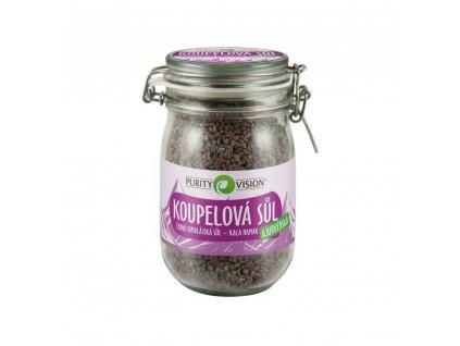 Ájurvédská sůl 1,2 kg Purity Vision