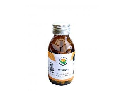 Vláknina Psyllium kapsle - Salvia Paradise - expirace 7/12