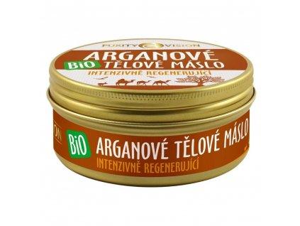 Arganové tělové máslo BIO 150 ml