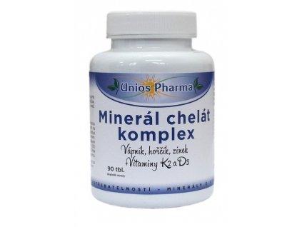 Minerál chelát komplex : 90 tablet Unios Pharma