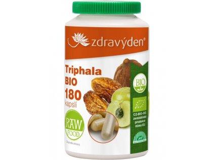 Triphala BIO 180 kapslí