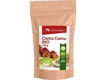 Camu Camu BIO 150 g prášek Zdravý den