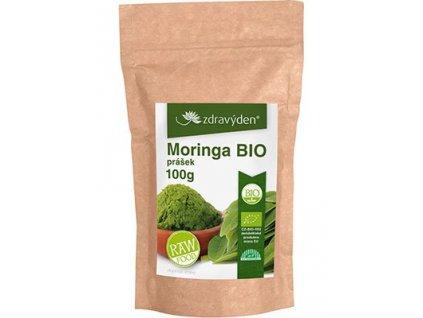 Moringa BIO - 100g - Zdravý den