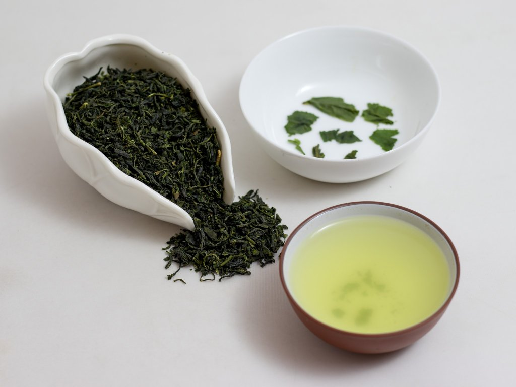 Tamaryokucha Minekaori