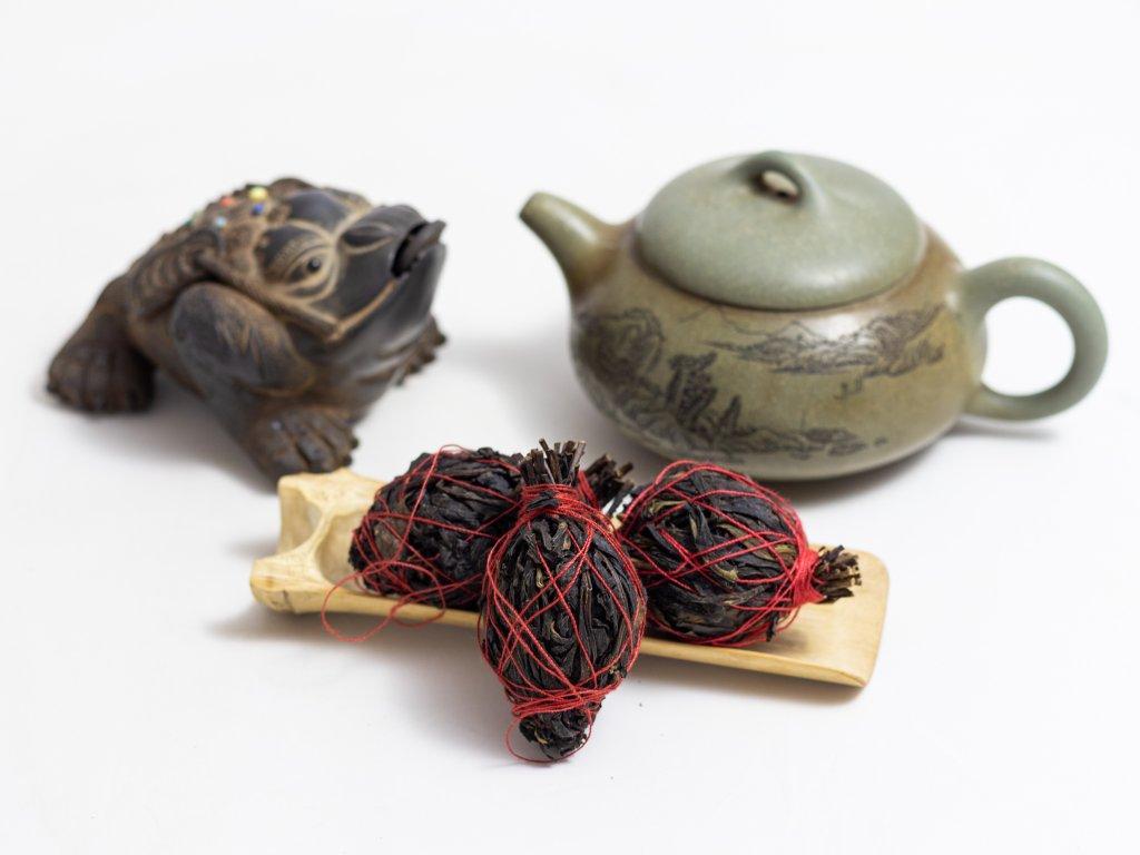 Wu Yi Long Xu 'Dragon Beard' Oolong 10 g