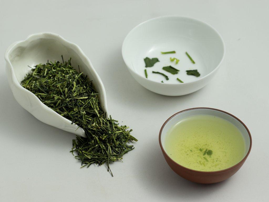 Gyokuro Karigane