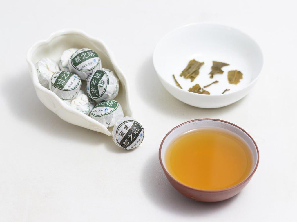 Shu Dai Zi Mini Tuo Cha