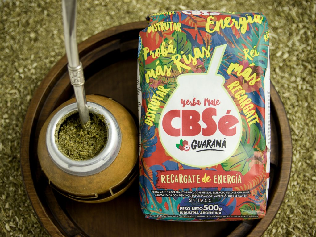 CBSE guarana 500g