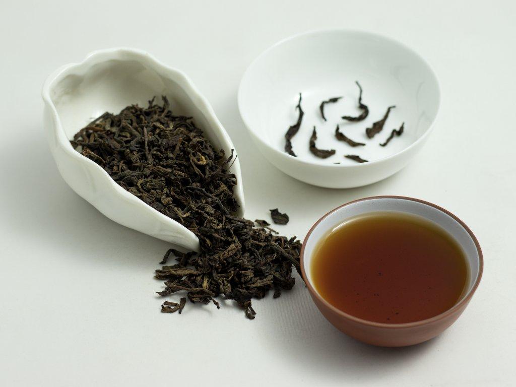 Klasik Wu Liang Shan Pu Erh