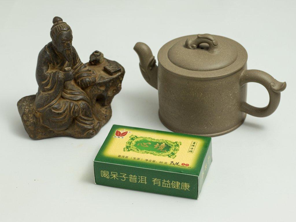 Shu Dai Zi Sheng 2010 Fang Cha 80 g