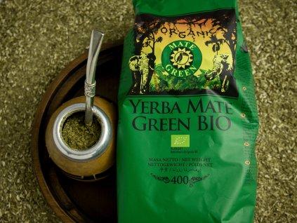 Maté Green Organica 400g