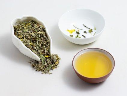 Průduškový čaj