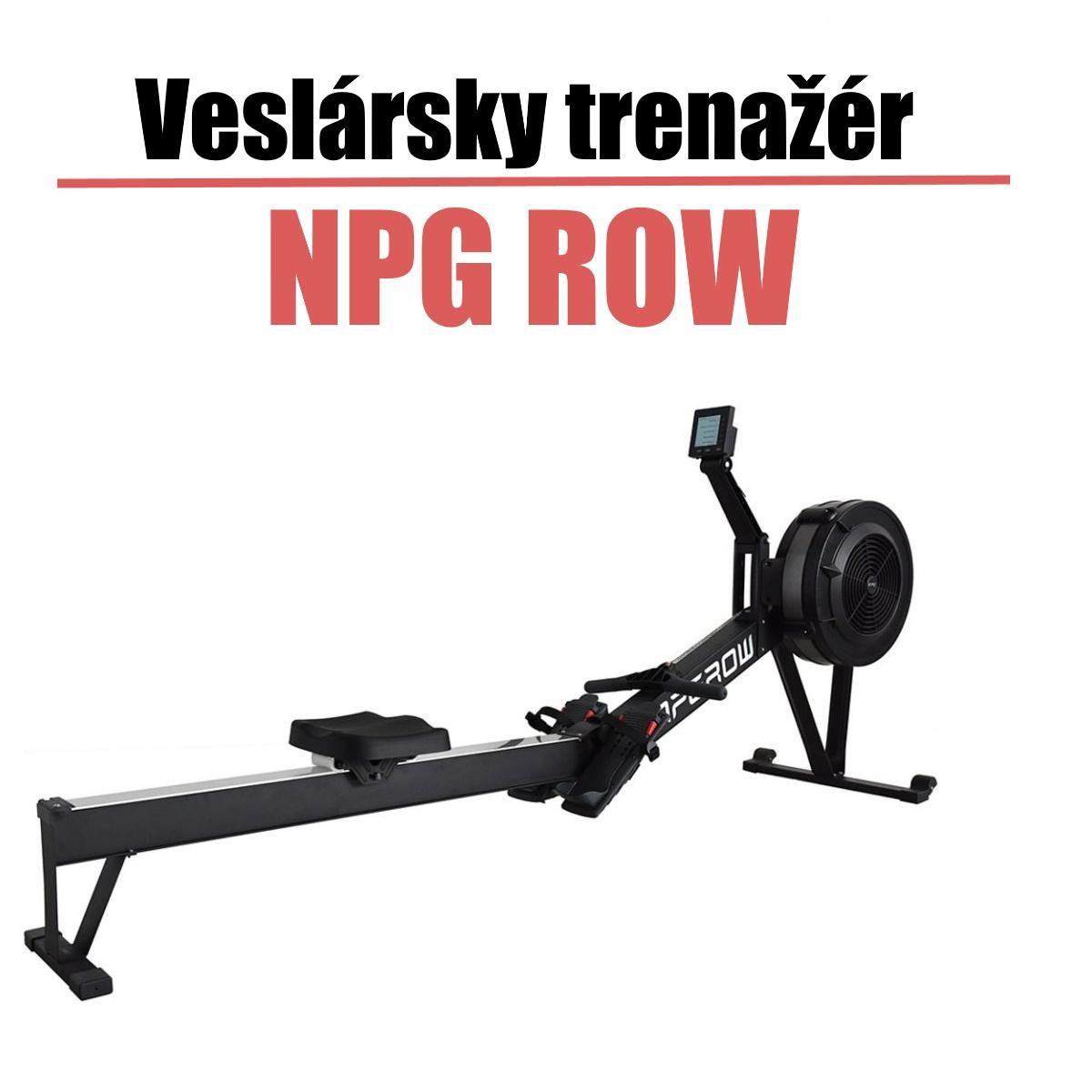 Veslársky trenažér - VESLO NPG ROW