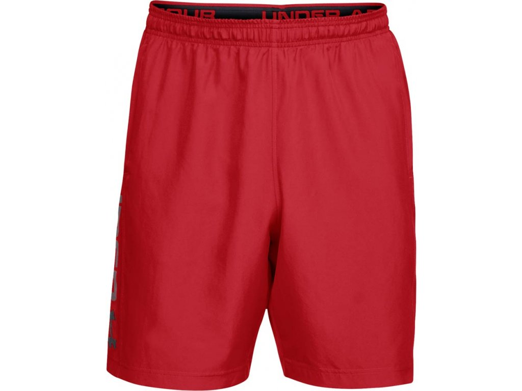 Pánské kraťasy Under Armour Woven Graphic Wordmark Shorts 1