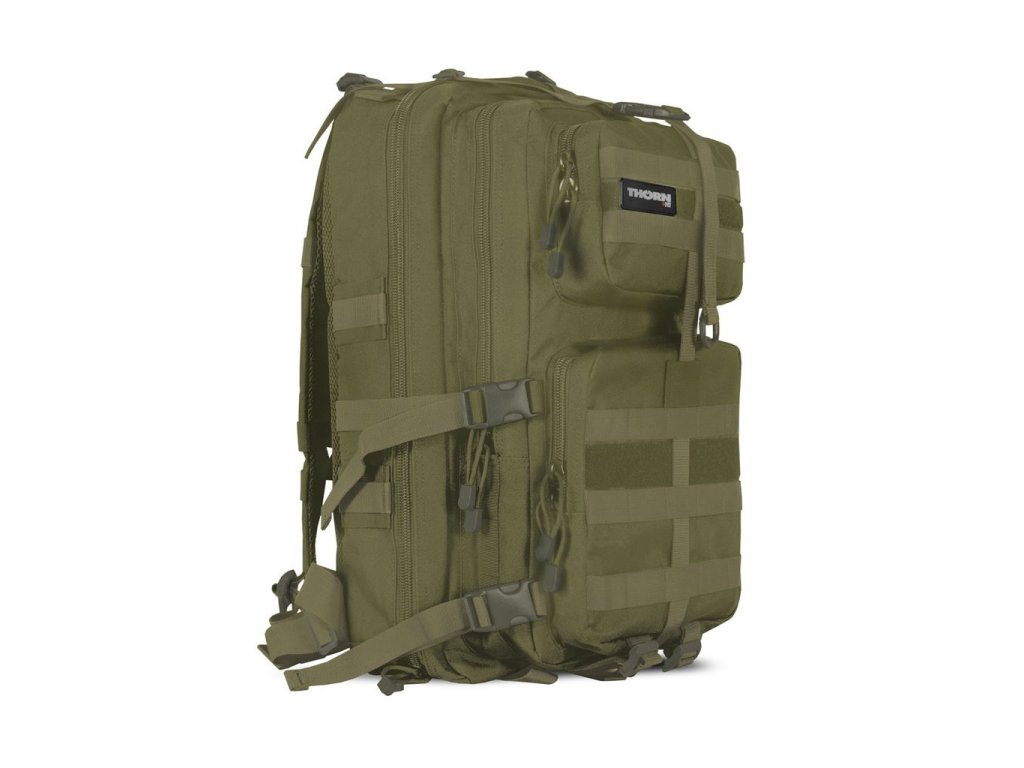 taktický batoh thornfit green