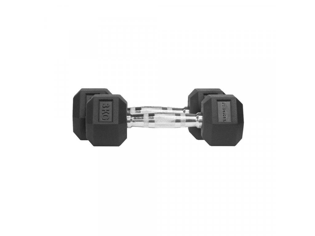 Jednoručky Hex 2x3 kg