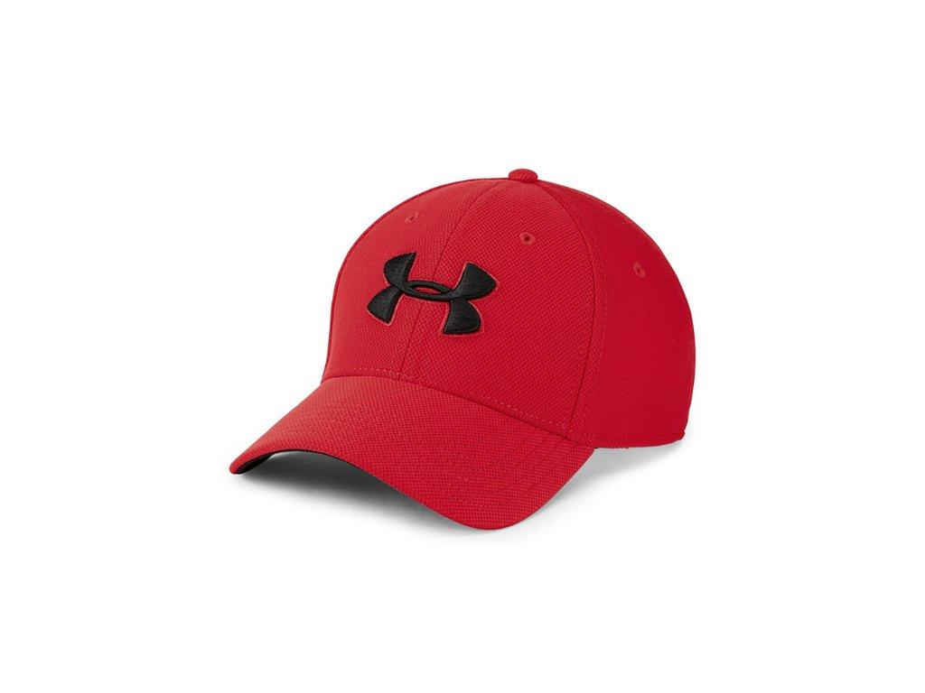 šiltovka pánska červená