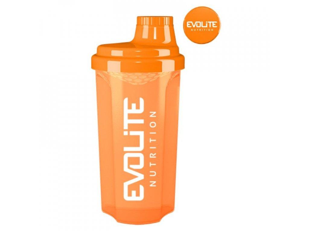 Shaker Evolite Nutrition - Orange