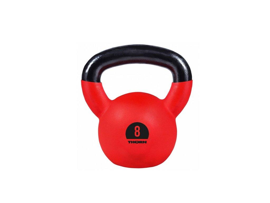 Kettlebell 8kg RED