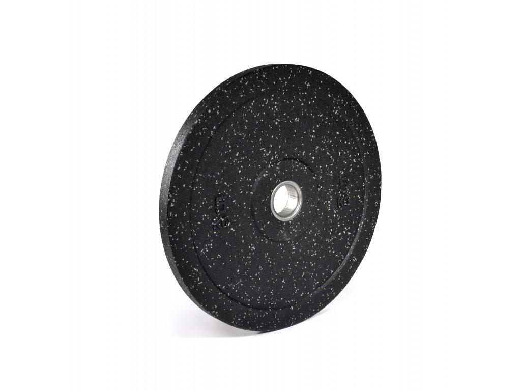 Bumper kotúč farebný granulát - 5kg , Farebne odlišné kotúče bumpers -