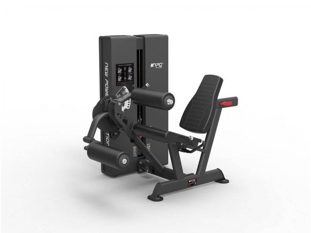 Stroj na cvičenie nôh , predkopávanie a zákopávanie - NPG R-LINE