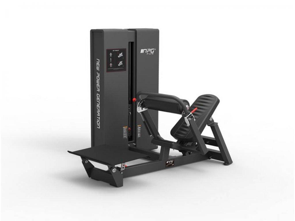 Posilovací stroj na cvičenie gluteálneho svalstva , hamstirngov, HIP thrusty, kvalitne stroje na cvičenie - CFshop.sk