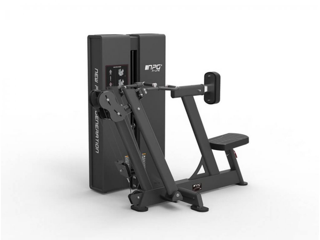 stroj na cvičenie chrbta - NPG R-LINE - CFshop.sk