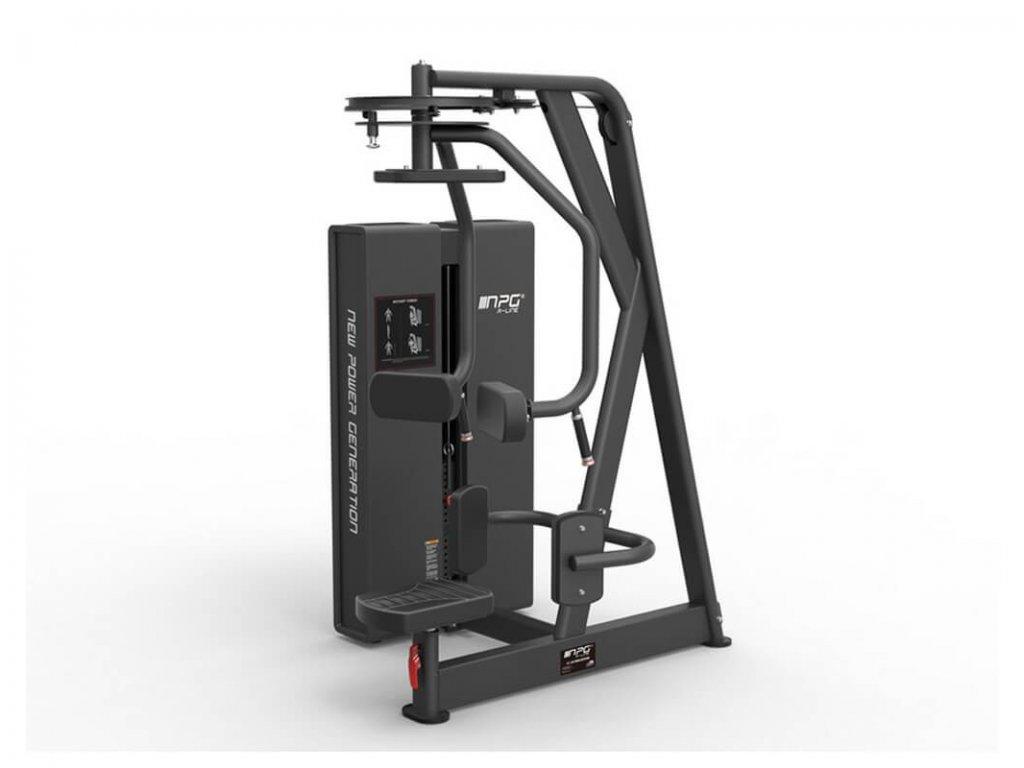 Stroj na posilnenie stredu tela - rotacia tela - torso - CFshop.sk
