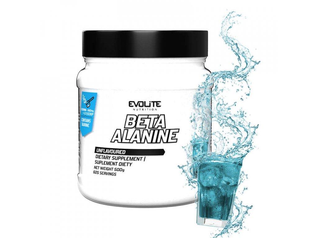 Evolite Beta alanine - CFshop.sk - doplnky pre tvorenie svalovej hmoty