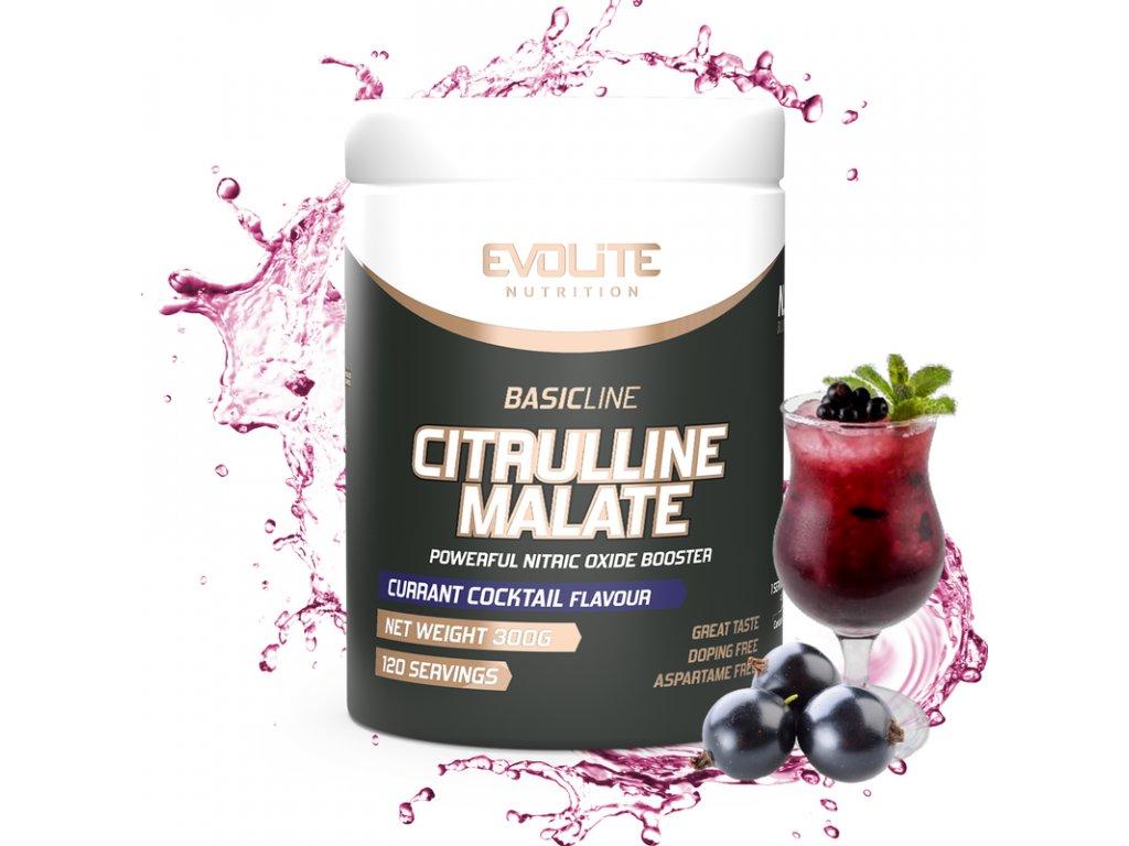 Evolite Nutrition - Citrulline malate - CFshop.sk