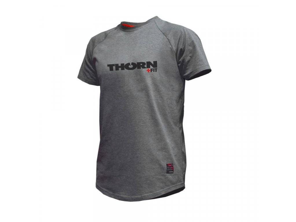 thornfit tricko sive