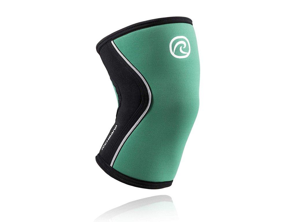 rehband bandaz zelena - ortopedická bandáž na koleno zelená